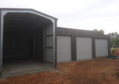 Mildura Sheds and Garages Ranbuild-15