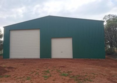 Mildura Sheds and Garages Ranbuild-25
