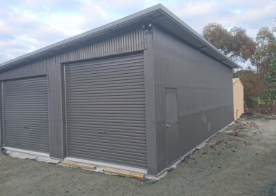 Mildura Sheds and Garages Ranbuild-29