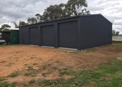 Mildura Sheds and Garages Ranbuild-32
