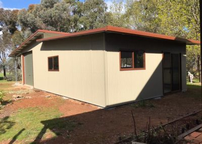 Mildura Sheds and Garages Ranbuild-36